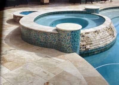 Patio and Pool Natural Stone Pavers
