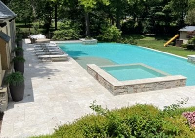 Pool and Patio Natural Stone Pavers